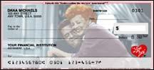 I Love Lucy Bank Checks